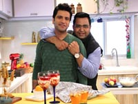 Chef Kunal Kapur, Guest Ajay Chopra Boast of Their Cooking Skills on My Yellow Table