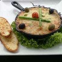 Grilled Vegetable Lasagne
