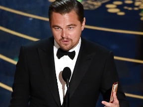 Leonardo DiCaprio, Best Actor