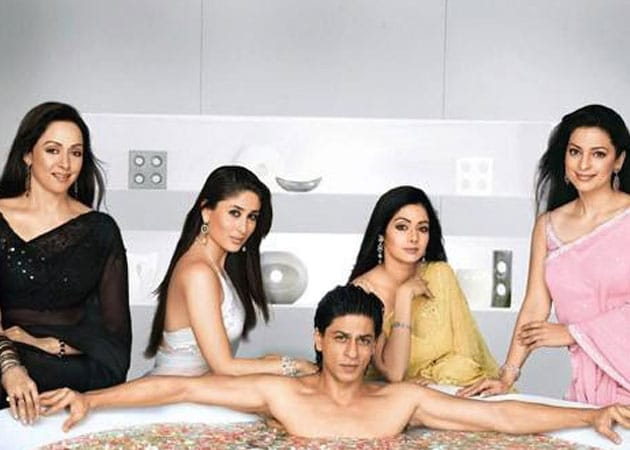 luxad 634789855557940598 Shah Rukh Khans seven year soapy itch, round two with Katrina.....