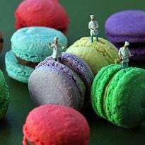 Food Art: A World of Miniature People and Enormous Food