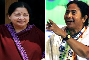 Assembly polls: Mamata, Jayalalithaa win big, Kerala goes to Congress