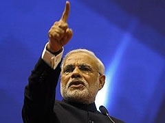 IT sector shining light of brand India: Modi