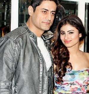 Mouni Roy And Mohit Raina Are Breaking Up (Or Have Already)