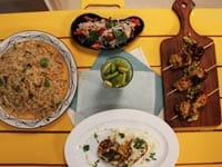 Recipes of BBQ Cauliflower and Pulao