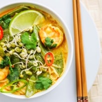 Watch & Learn! Thai Noodle Soup To Warm Your Soul