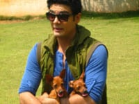 Varun and his big family of 11 dogs