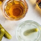 Pickle Juice Shots: The Brilliant Pairing of Whisky and Pickles