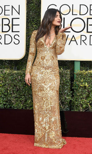 Priyanka Chopra is a Red Carpet Queen