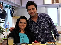 Pushtiie Shakti's Keen to Cook More Often Thanks to Kunal Kapur