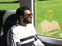 In Pics: Ranveer Singh Holidays In Switzerland