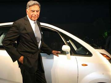 Ratan Tata: Bright future for upmarket Nano