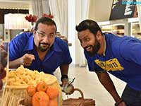 Dubai Food Experiences With Rocky And Mayur