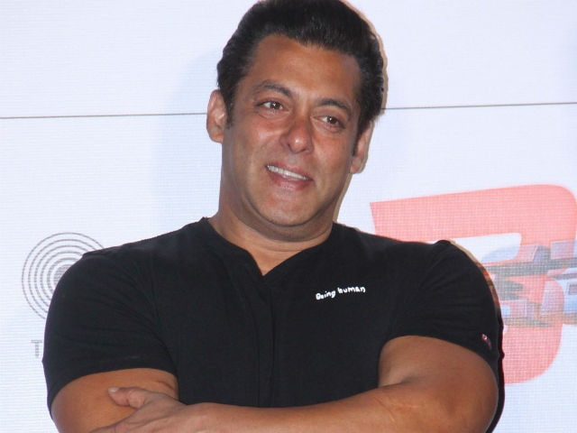 Salman On Blackbuck Verdict: 'Did You Think I Was Going To Go In Forever