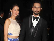 Video: A-List Guests at Shahid and Mira's Wedding Extravaganza