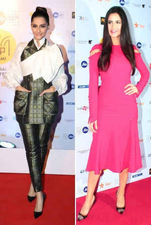 All Eyes On Sonam And Katrina