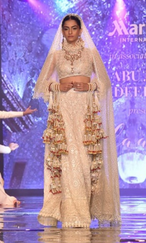 Meet Sonam, The Ethereal Bride