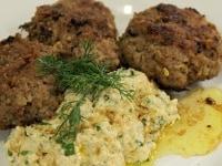 Spiced Moorish Lamb Kebab
