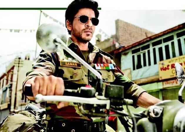 Shah Rukh Khan to shoot Yash Chopra's movie in Kashmir