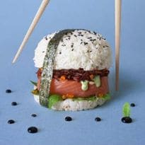In Pictures: Would You Dare to Bite In These Bizarre Burgers?