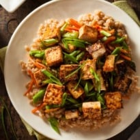 Get Creative with Tofu: Use it in Curries, Stir Fries & Salads