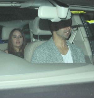 Varun-Natasha Went To Shahid's Party Together. It's Official Then?