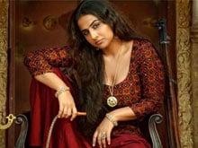 Video : Vidya Balan On Begum Jaan: First Time I'm Getting To Be 'Bad-Ass'