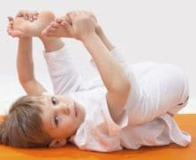 5 Yoga Asanas for Your Little One
