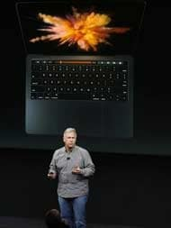 Apple Unveils New MacBook Pro With New Design, OLED Touch Bar