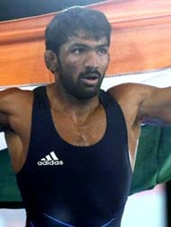 Wrestler Yogeshwar Dutt's 2012 Olympics Bronze To Be Upgraded To Silver: Reports