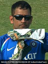 MS Dhoni Signals For Review Before Captain Virat Kohli, Gets It Bang On