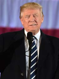 Won't Allow H-1B Visa Holders To Replace US Workers: Trump