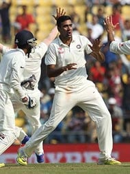 1st Test: Seven-Star Ashwin Gives India Thumping Win Over Windies