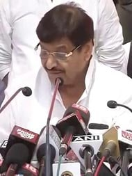 Sacked UP Minister Shivpal Yadav Says Cousin Ram Gopal Expelled From Party