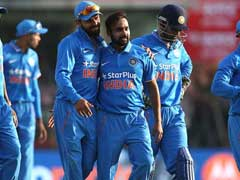 3rd ODI Live: India Win Toss, To Bowl Against New Zealand