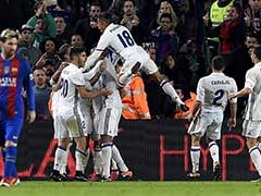 Ramos Rescues Real Madrid In Season's First El Clasico