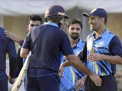 Saurabh Tiwary Gets Booed For 'Denying' MS Dhoni Chance To Bat