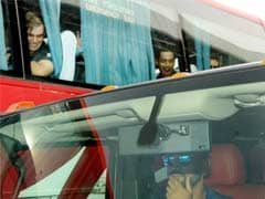 Dhoni's Hummer Leaves New Zealand Cricketers Open-Mouthed in Ranchi