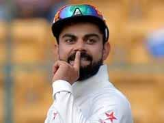 Not Sure Kohli Knows How To Spell 'Sorry', Jibes Cricket Australia Chief