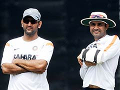 Sehwag Said 'Happy' With Dhoni's Removal As Pune Skipper. Here's Why