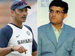 'Respect Your Job': Shastri Criticises Ganguly After Coach Snub