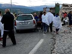 'Town Isn't Here Anymore,' Says Mayor After Strong Quake Hits Central Italy