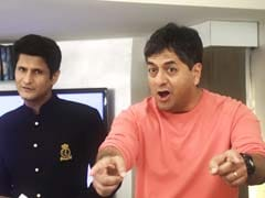 NDTV's Vikram And Rajiv Show You How Not To Pitch A Start-Up