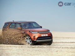 Tata-Owned JLR Reveals 5th Gen Land Rover Discovery; Will Come To India