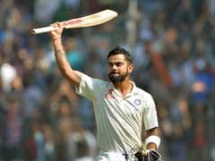 Virat Kohli Special Puts India on Verge of Series Win vs England