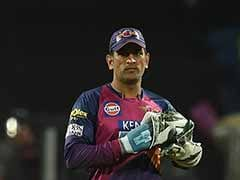 MS Dhoni Removed As Rising Pune Supergiants Captain For IPL 2017