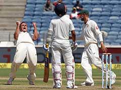 1st Test: Steve O'Keefe Decimates India As Australia Take Charge