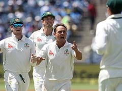 1st Test, Day 3 Live: O'Keefe At It Again As India Stare Down The Barrel