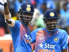 MS Dhoni Heartbroken That KL Rahul's Ton Went In Vain