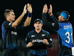 4th ODI: Tim Southee Rocks India, New Zealand Level Series 2-2